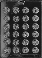 Bite Size Roses Mold