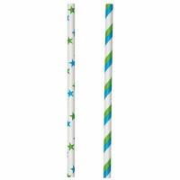 Blue/Green Lollipop Sticks