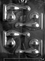 Bowling Pin & Ball Mold