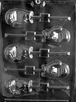 Boxing Glove Lolly Mold