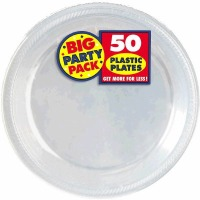 "BPP 10.25"" Plate 50 CT Gold"