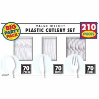 BPP Cutlery 240 CT White