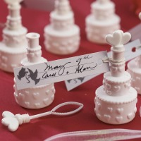 Bridal Bubbles with Card Wedding Favor 24 Count