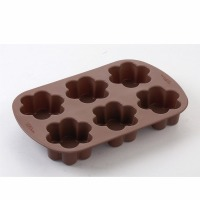 Brownie Blossom 6 CAV Mold