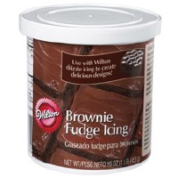 Brownie Chocolate Fudge Icing 1 LB