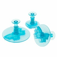 Butterfly Cutters Plunger 3 PC