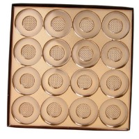 7X7 Gold Box 16 Cavity Insert