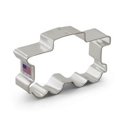 "Caboose 4.25"" Cookie Cutter"