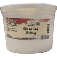 Cake and Icing Shortening Soy