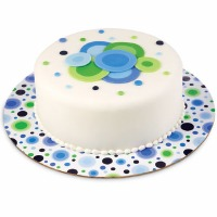 Wilton Cake Board Color Circles - 3 Pack