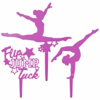 Cake Kit Flip Jump Tuck