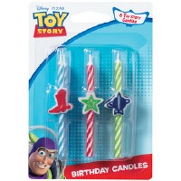 Candle Set-Toy Story Icon 6 PC