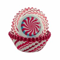 Candy Cane Mini Cup 100 CT