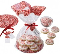 Candy Cane Plate Kite 4 CT