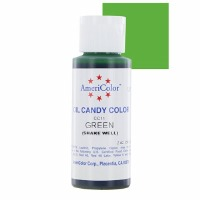 Candy Color 2 Ounce Green