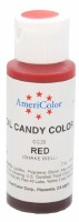 Candy Color 2 Ounce Red
