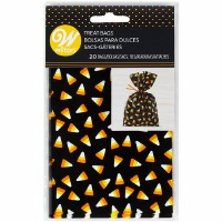 Candy Corn Mini Bags 20 CT
