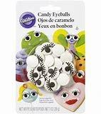 Candy Eyeballs W/Lashes