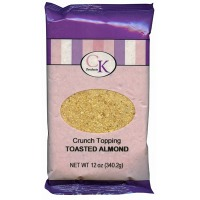 Candy Crunch Toasted Almond 1 LB