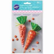 Carrot Mini Treat Bags 15 CT
