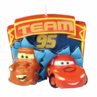 Cars Piston Cup Candle