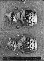 Cat in a Basket Mold
