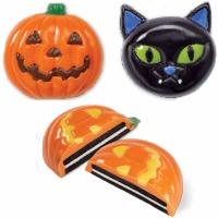 Cat Pumpkin Cookie Candy Mold