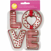 CC Set Love Metal 4 PC