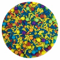 Celebakes Celebratio Sprinkle Mix 5.6 OZ.