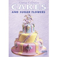 Celebration Cakes Sugar Flower Book