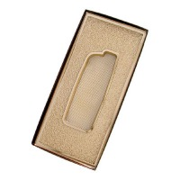 3D Cell Phone Box Gold Insert