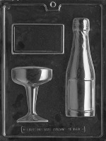 Champagne Assort Mold