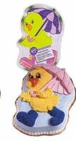 Cheerful Chick Cake Pan