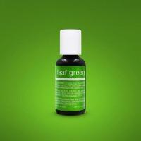 Chefmaster 3/4 OZ Food Color Leaf Green