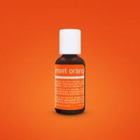 Chefmaster 3/4 OZ Food Color Orange
