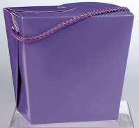 Chinese Pail Quart Purple