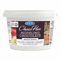 Chocopan Modeling Chocolate White 1 Pound
