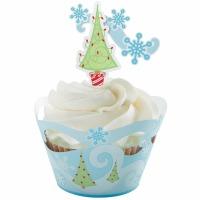 Christmas Cupcake Combo 12 CT