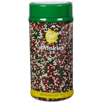 Christmas Nonpareils 12 OZ