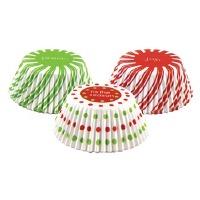 Christmas Pinwheel Cup 75 CT