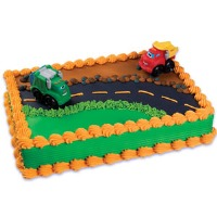 Chuck The Truck Cake Kit
