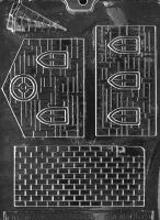 Church Candy Mold PC-2