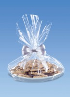 Clear Cello Cookie Tray