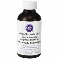 Clear Vanilla 8 OZ