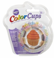 Color Cups Cupcakes 36 CT