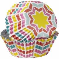 Color Cups Herringbone 36 CT