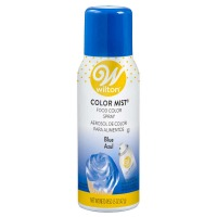 Wilton Edible Food Color Mist Blue Spray