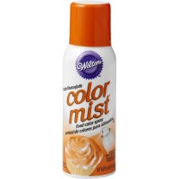 Wilton Edible Food Color Mist Orange Spray