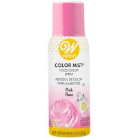Wilton Edible Food Color Mist Pink Spray