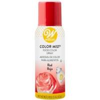 Wilton Edible Food Color Mist Red Spray